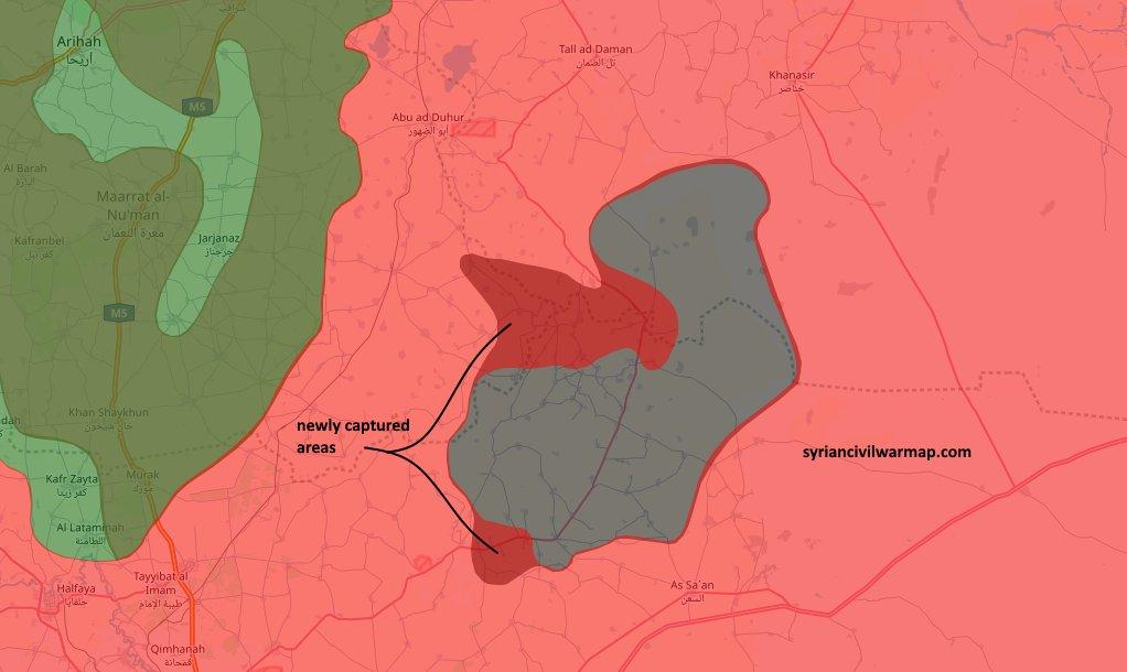 Syrian War: News #16 - Page 37 DVXr5hQV4AAIdHn