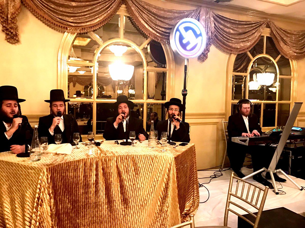 Special Moments Like Last Night S Bar Mitzva In Keren V Yoel Moshe Kj With Bygrossmusic Heart Soul Simcha Wholenewlevelpic Twitter