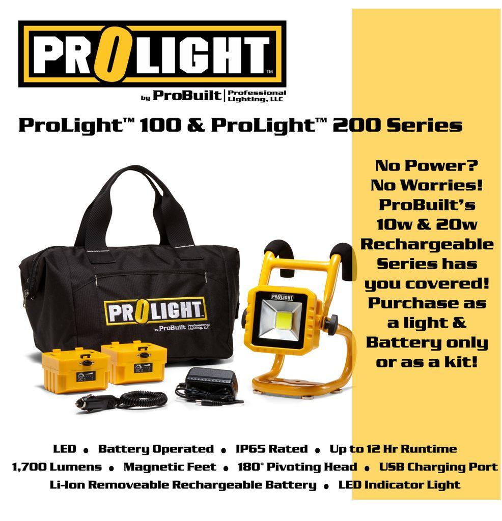 ProBuilt Lighting (@ProBuiltLights)