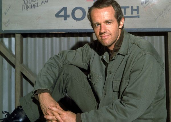 Happy Birthday to Mike Farrell, who turns 79 today.