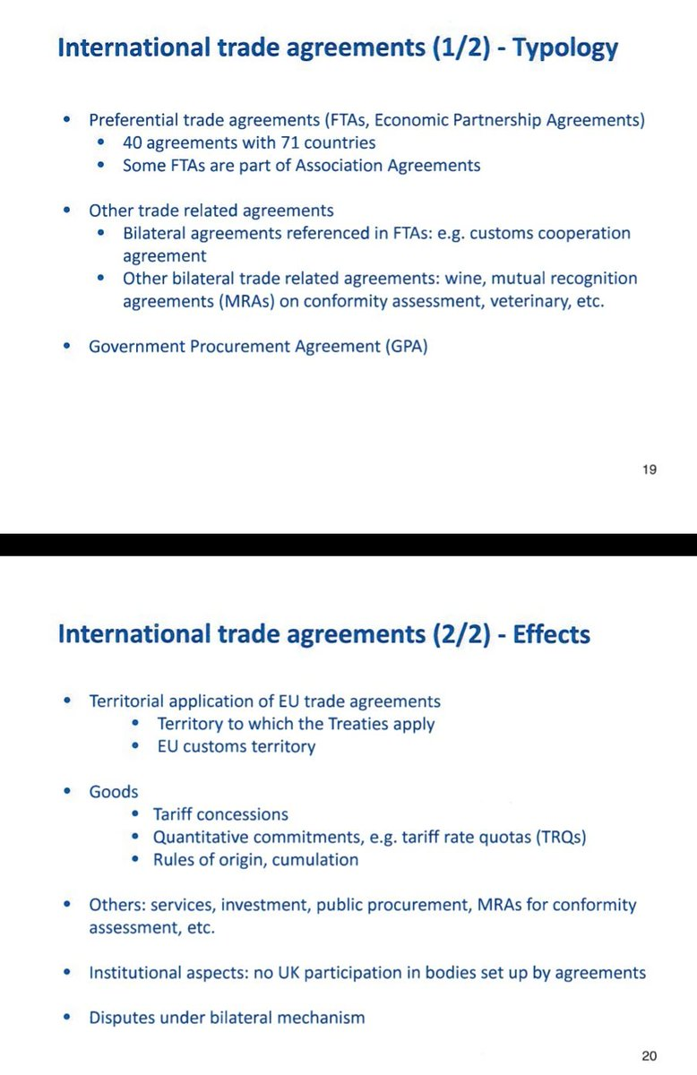 Steve Peers On Twitter 11 Heres A Summary Of The Wto Rules On