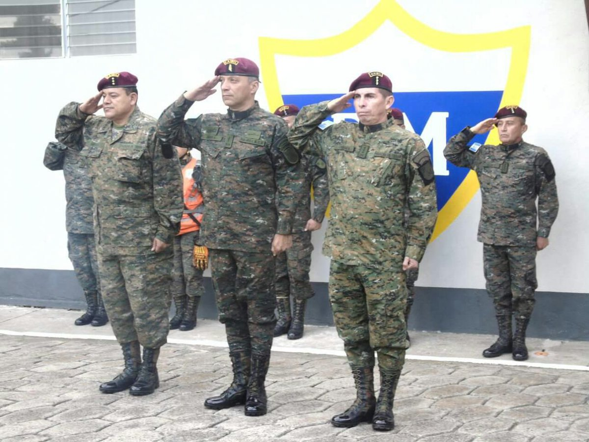 "Coronel Enriqu: Ejército Guatemala On Twitter: ""General De Brigada Albin"