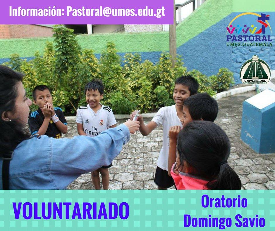 Umes Guatemala On Twitter Si Deseas Compartir Con Los Ninos Del
