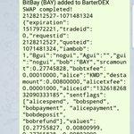 Image for the Tweet beginning: @BitBayofficial @KomodoPlatform #Atomicswap #cryptocurrency BitBay