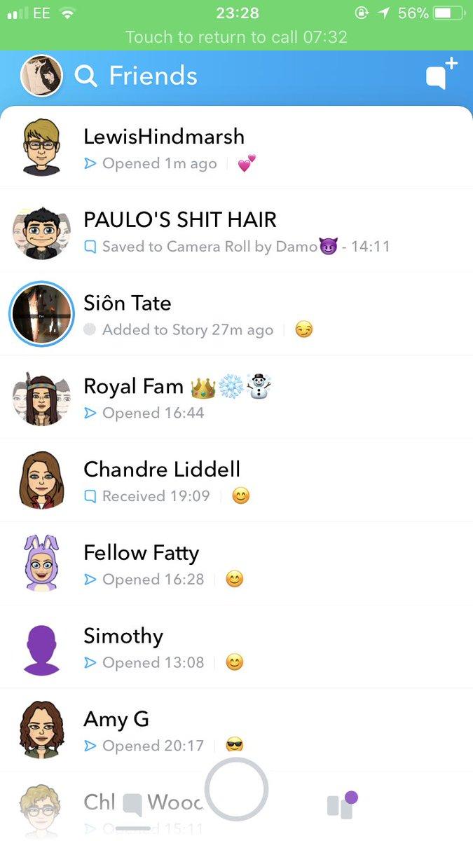 snapchat update feb 20
