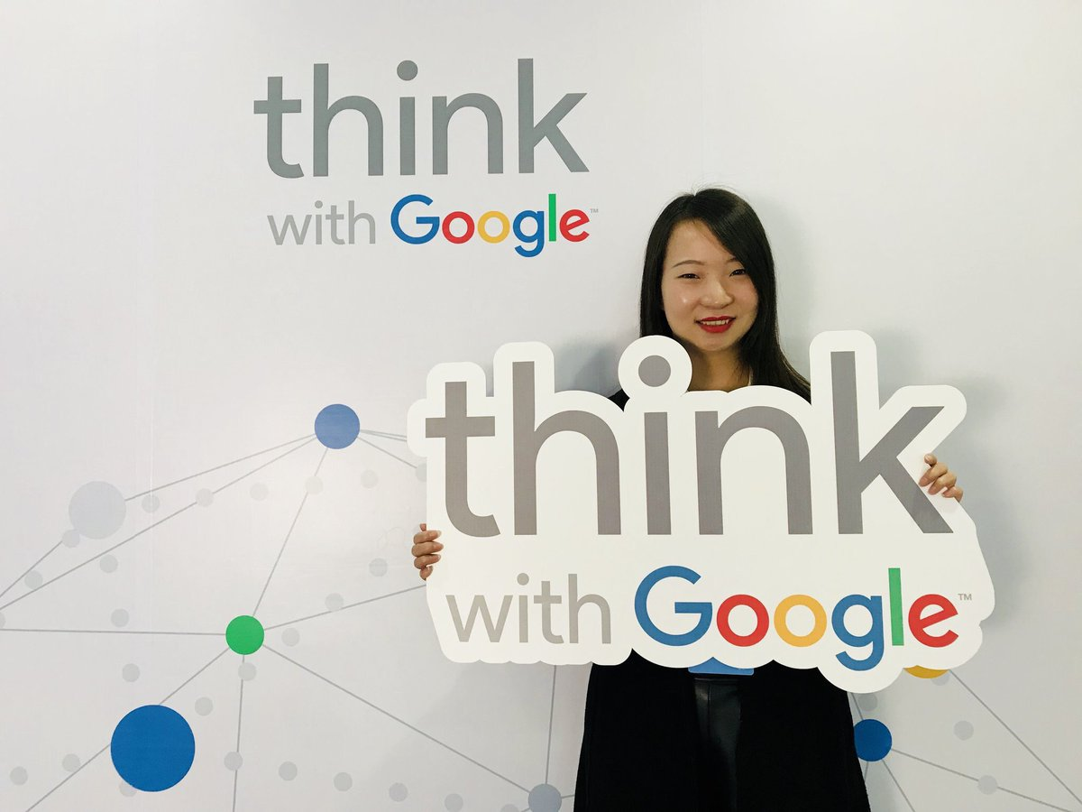 Happy #ThinkWithGoogle in #Asia!