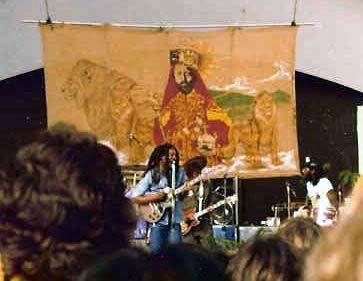 Happy Birthday Bob Marley! (from the hula bowl early eighties)