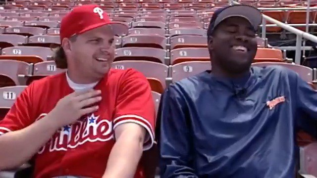 One of the greatest hitters. With one of the greatest laughs.  #MrPadre, tonight at 10pm ET. @Padres https://t.co/t2Xa0EtoNV