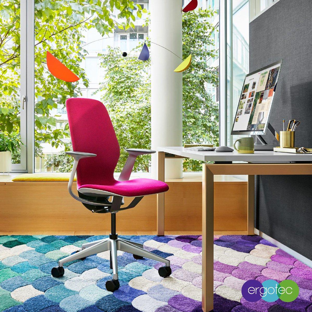unico office chair. #SILQ Conjuga Materiales Y El Desempeño Para Crear Algo Realmente único. #Steelcase #ERGOTECpic.twitter.com/gnSoj9Klrv Unico Office Chair