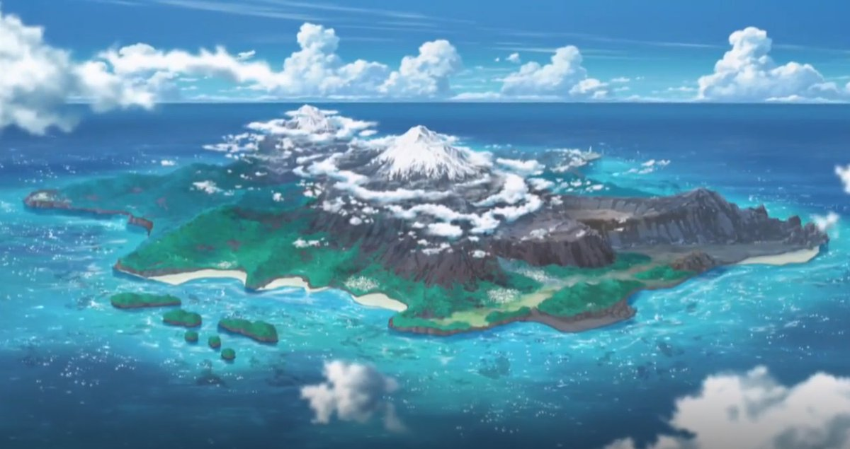 Anime Island - Anime Wallpapers