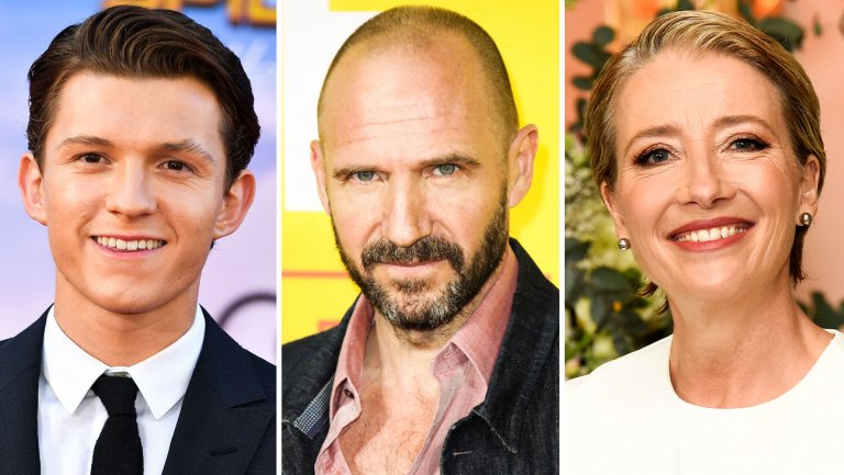 .@TomHolland1996, Emma Thompson join Robert Downey Jr. in 'Doctor Dolittle' thr.cm/6BWLVM