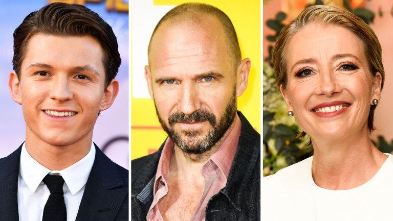 .@TomHolland1996, Emma Thompson join Robert Downey Jr. in 'Doctor Dolittle' https://t.co/ebHBd1nrIt https://t.co/2PRU2B5tkq