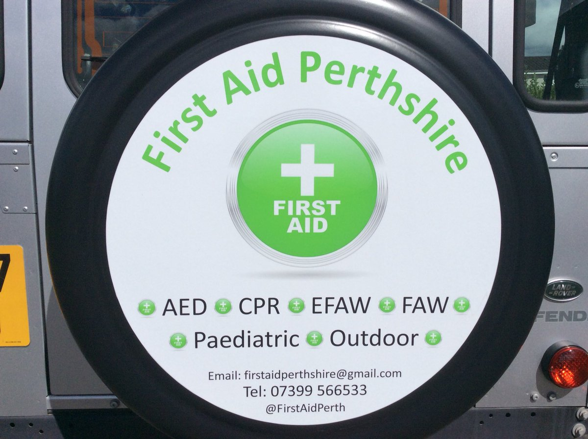 First Aid Perthshire On Twitter Mini Medics Course In Blairgowrie