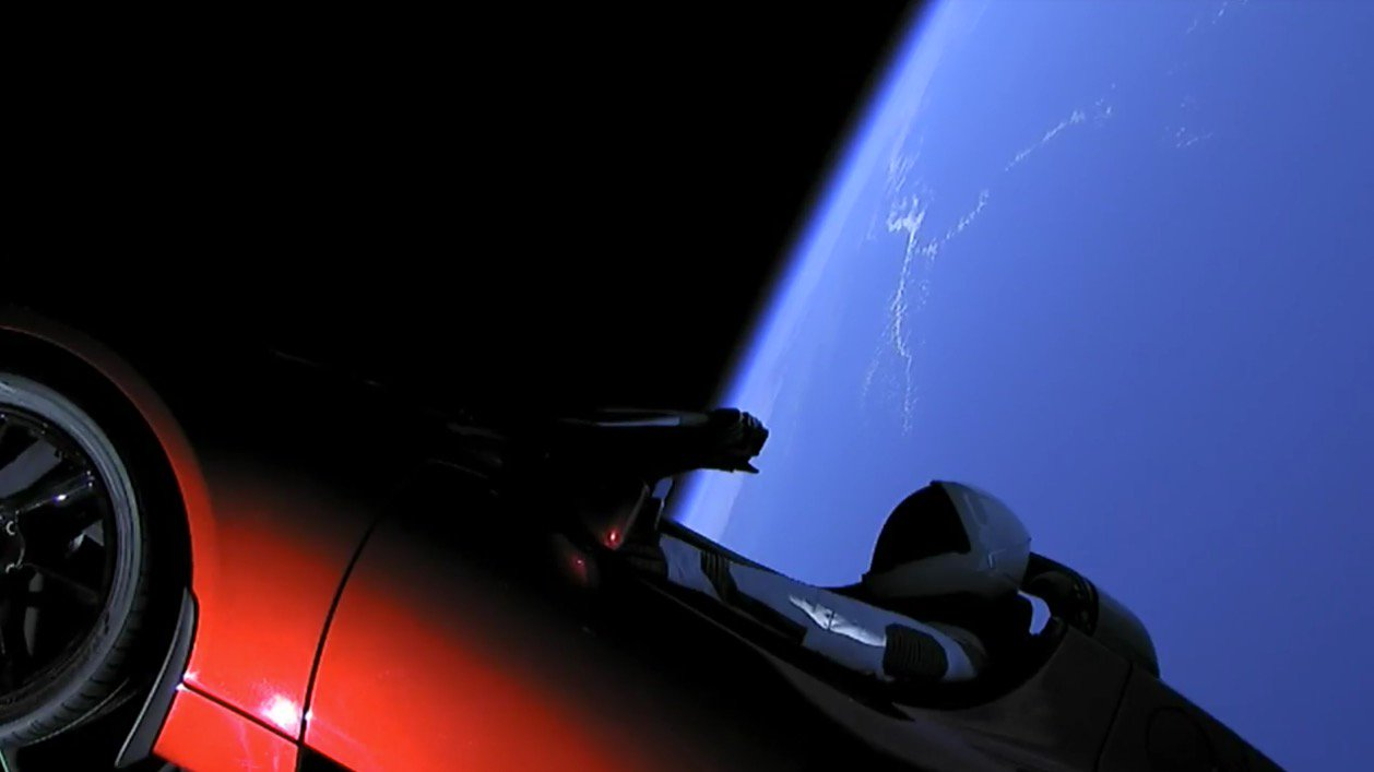 This is basically my new aesthetic forever #FalconHeavy https://t.co/n45WvNY2LK