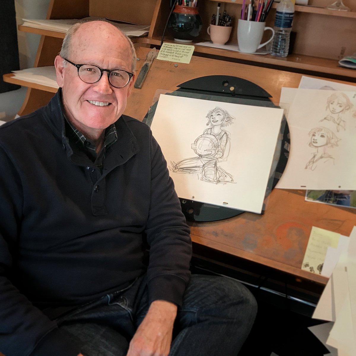 Artistes et Animateurs de Disney : Archives, anecdotes et actualités DVYXbZdVoAAhU25