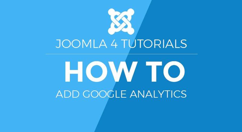 Joomla 4 tutorials : How to add Google Analytics Tracking Code  https:// buff.ly/2sdpktK     #joomla #joomla3 #joomlatips<br>http://pic.twitter.com/XoSDcjoFku