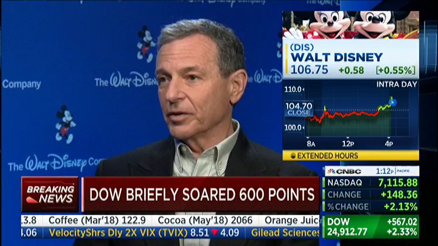 BREAKING: Disney CEO Iger says new ESPN streaming service to cost $4.99 per month.