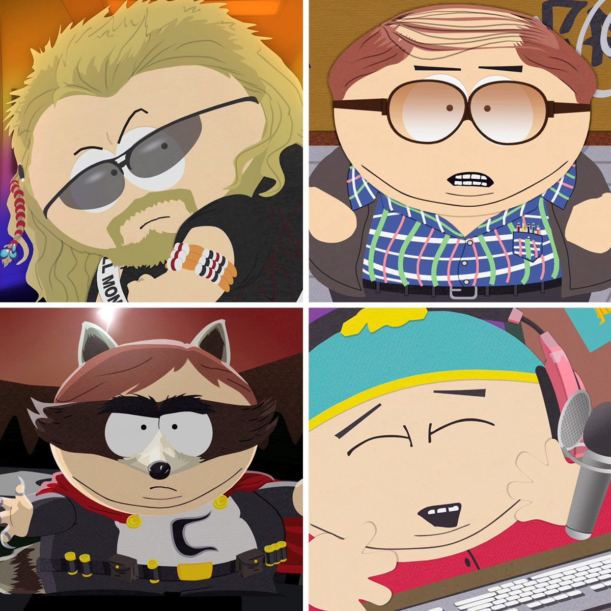 Which Cartman is the best Cartman? https...