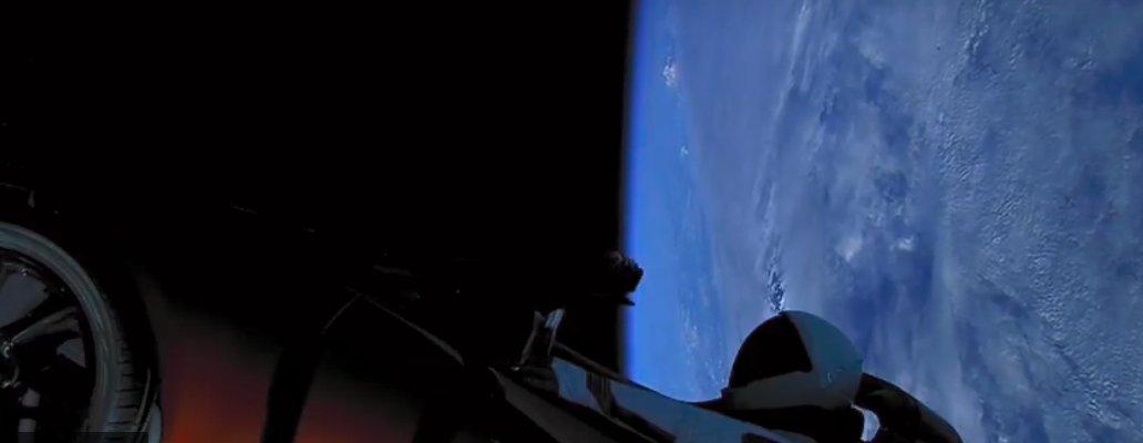 Маск запустив свій електрокар у відкритий космос за допомогою надважкої ракети Falcon Heavy  https://t.co/CeqP6zybaK https://t.co/d1B7DQwwvV