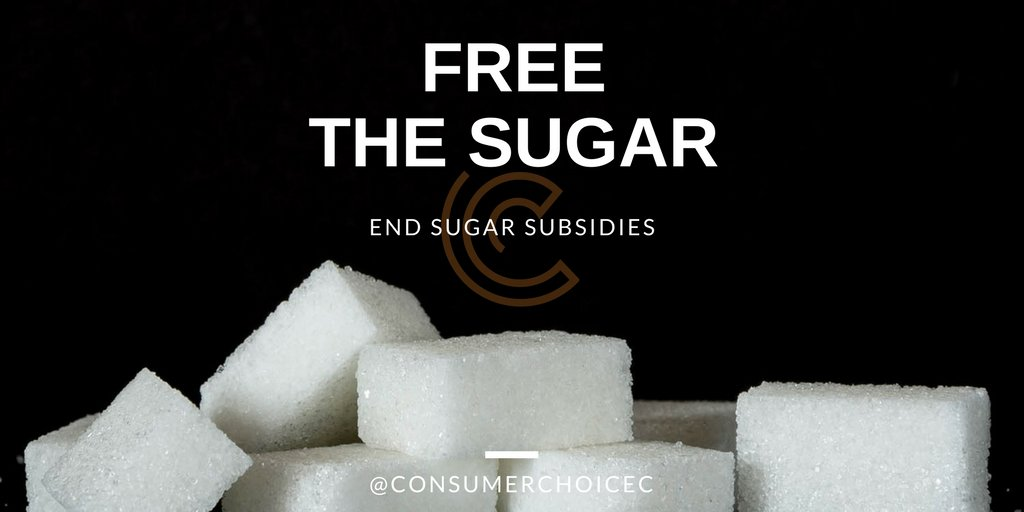sugar subsidy Congress talks a lot about saving people money — and now we have a chance to put our money where our mouth is that's why we are pushing for bipartisan, commonsense reform to an extravagant sugar price-support program that costs consumers and businesses an estimated $35 billion and 20,000 jobs each year.