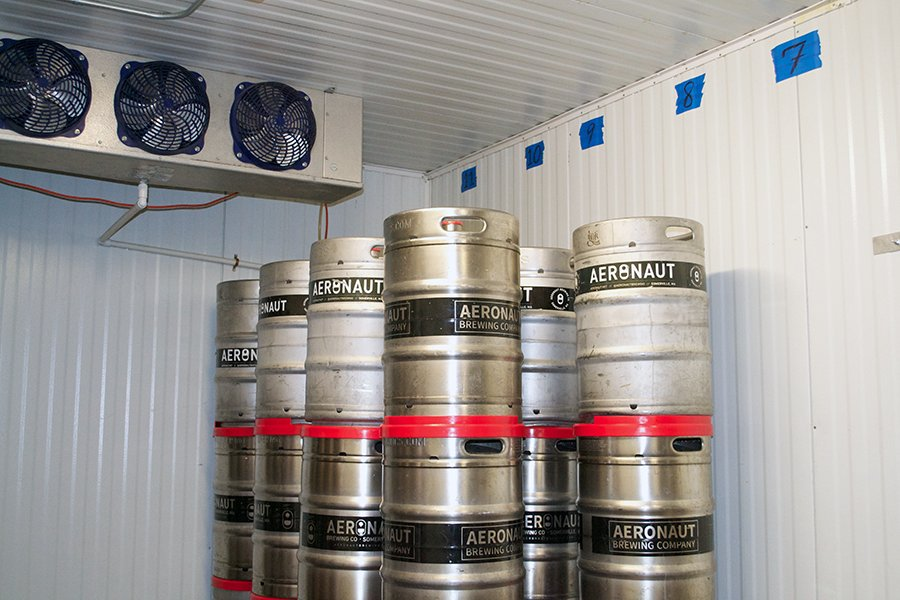 Aeronaut Brewing In Somerville Ma Gained Equipment Monitoring Smart Controls Temperature Alerts Performance Ytics And Energy Savings Of Over 50