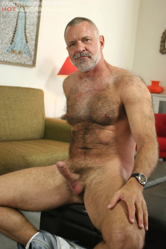 from Damon silver daddy mature male gay porn