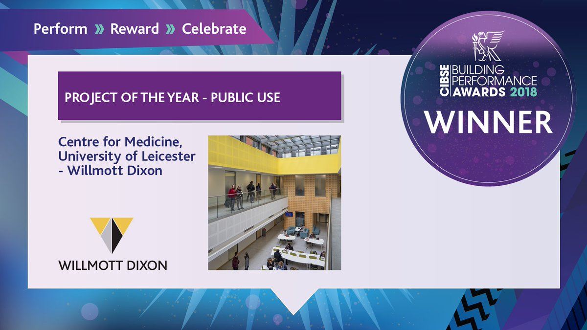 Leicester Center for Medicine - BPA2018 Public use building of the year