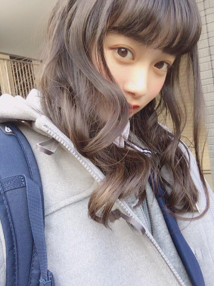 これから学校の福田愛依