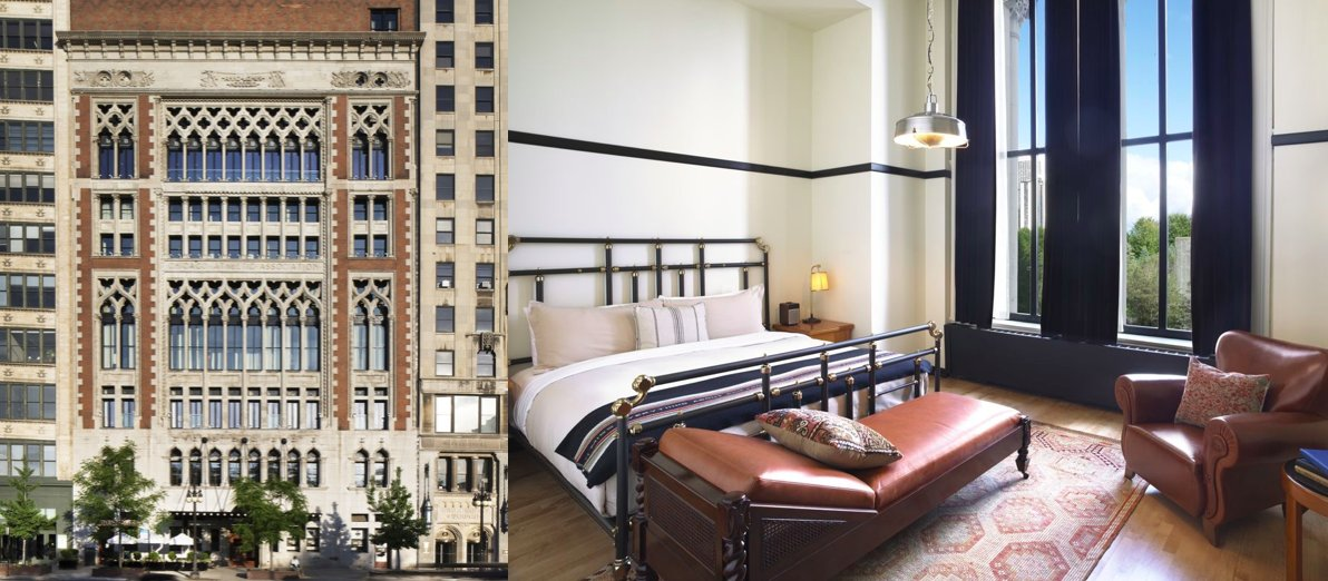 Chicago Athletic Hotel On Twitter We Re Proud To Announce Our