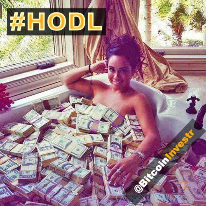 #HODL