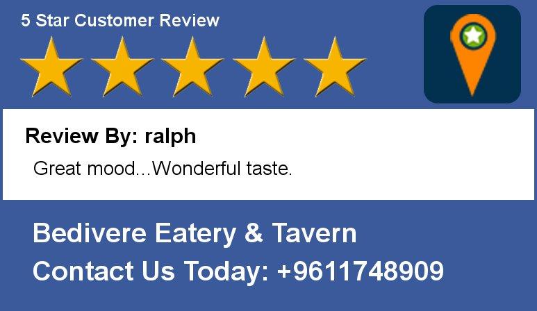 Review By: ralph Great mood...Wonderful taste. https://t.co/R2Ch2gu5u9