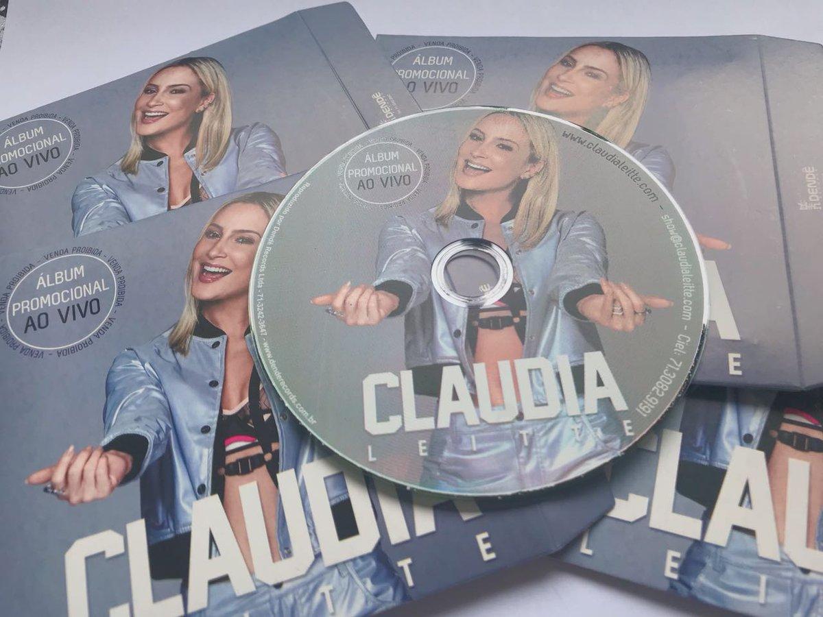 DE CD LEITTE NOVO BAIXAR LARGADINHO CLAUDIA