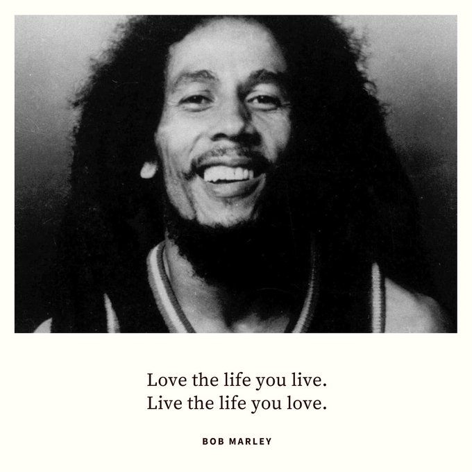 Happy Birthday, Bob Marley! Today we remember the life of the singer: