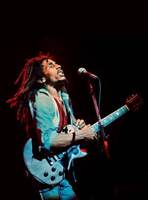 Happy Birthday to Bob Marley!