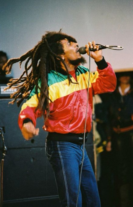 Happy Birthday, in no particular order to these rock stars. 1. Bob Marley 2. Gord Downie 3. My daughter