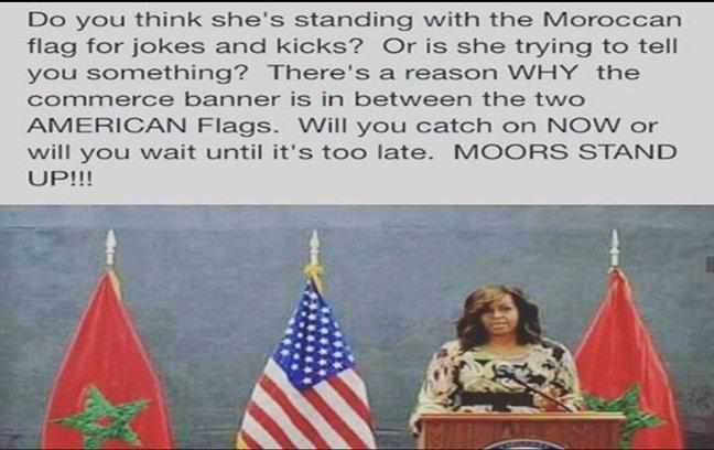 Moor Proclamations by KMAC El Bey