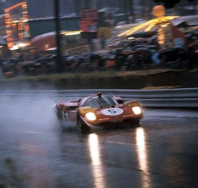 """Jacques Alain on Twitter: """"Le Mans 1970 Jacky Ickx / Peter Schetty ..."""