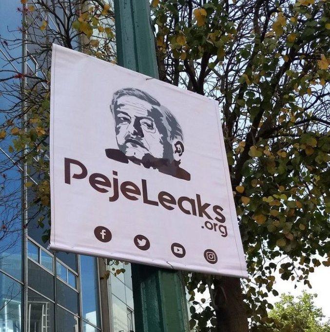 """Resultado de imagen de PejeLeaks, la plataforma que revelará la faceta """"más oscura"""" de López Obrador?"""