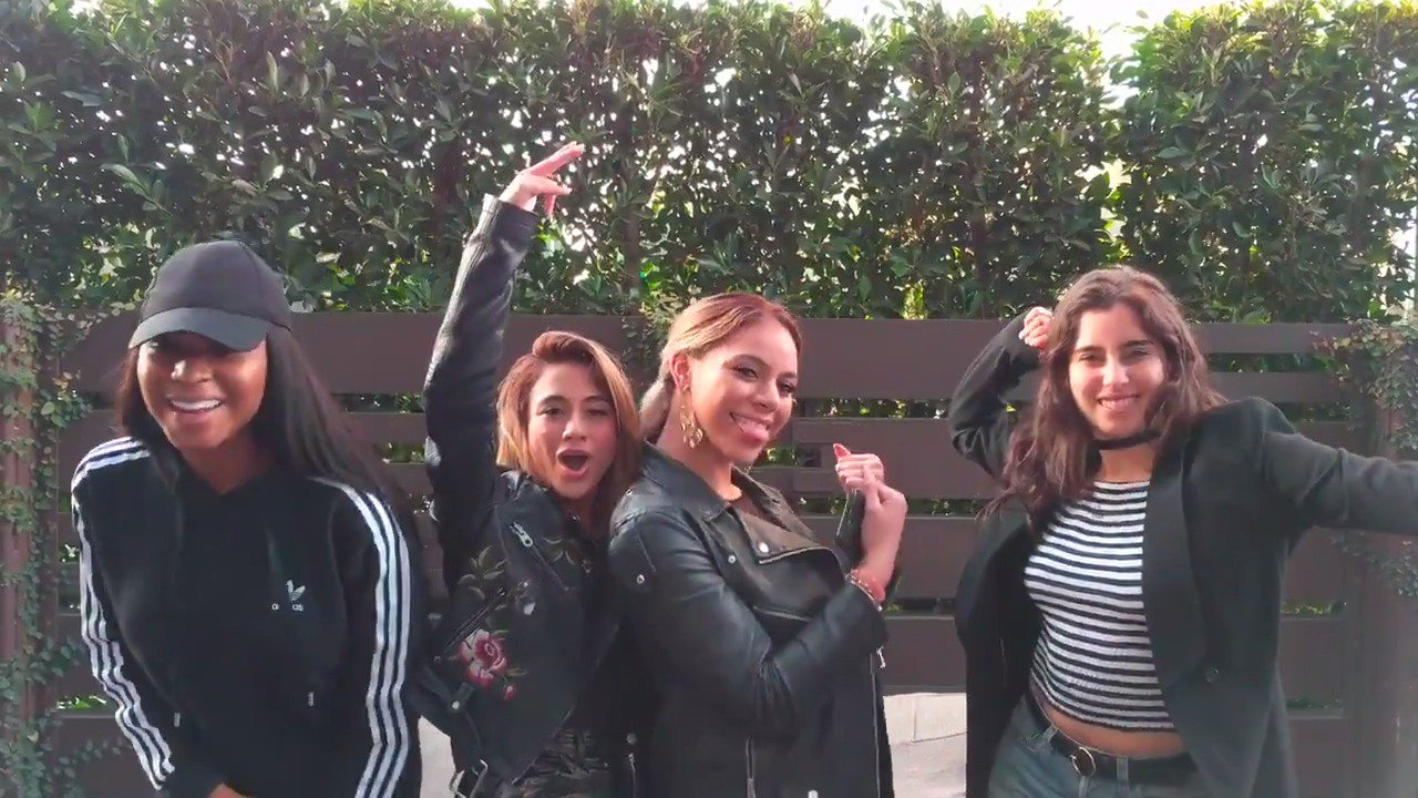 Back in LA and READY to come see our Harmonizers!! #5HPSATour  Tickets & VIP: https://t.co/cL1f1VJtoi https://t.co/plk6j0hXQl