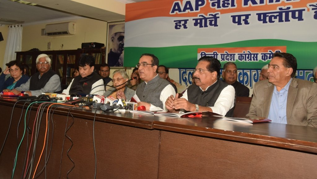 Delhi politicos get on campaign mode on AAP govt's third anniversary