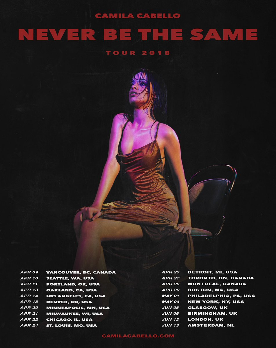 question #1: will you be my valentine?  question #2: wanna come fly with me? 🔮🔮🔮⚡️⚡️⚡️⚡️  #NeverBeTheSameTour  presale starts tomorrow and general on sale is Friday. all dates at https://t.co/MnvUQ4nkXj
