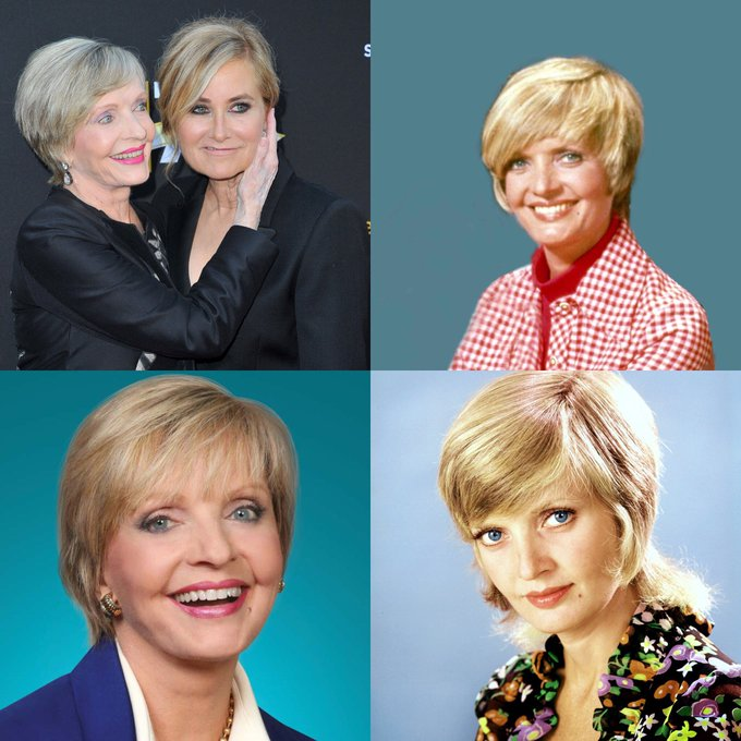 Happy 84 birthday to Florence Henderson up in heaven. May she Rest In Peace.