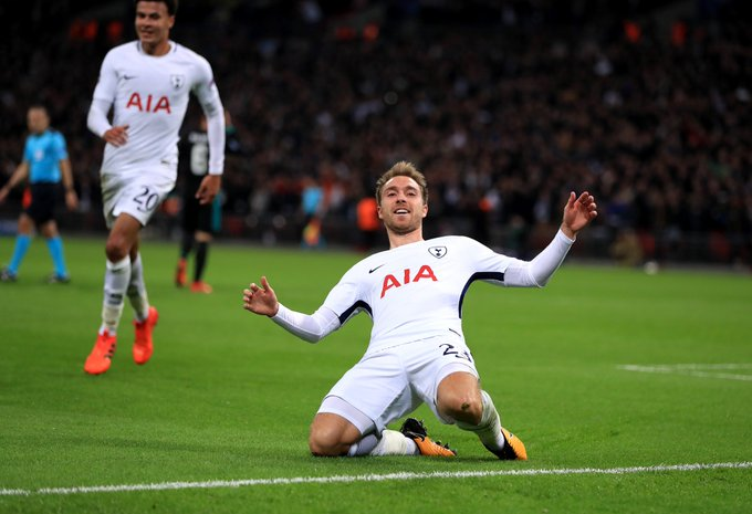 Happy birthday, Christian Eriksen! Who thinks his goal last night could be the difference in the tie...?!