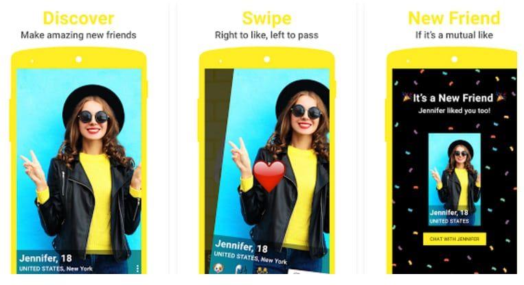 Yubo formerly Yellow social media app –...