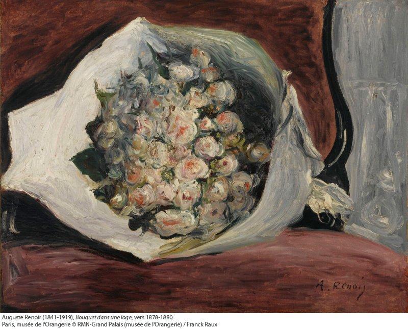 Joyeuse #SaintValentin !  Happy #ValentinesDay! #DitesLeAvecUnBouquet #Renoir<br>http://pic.twitter.com/hP4XRyZEfC