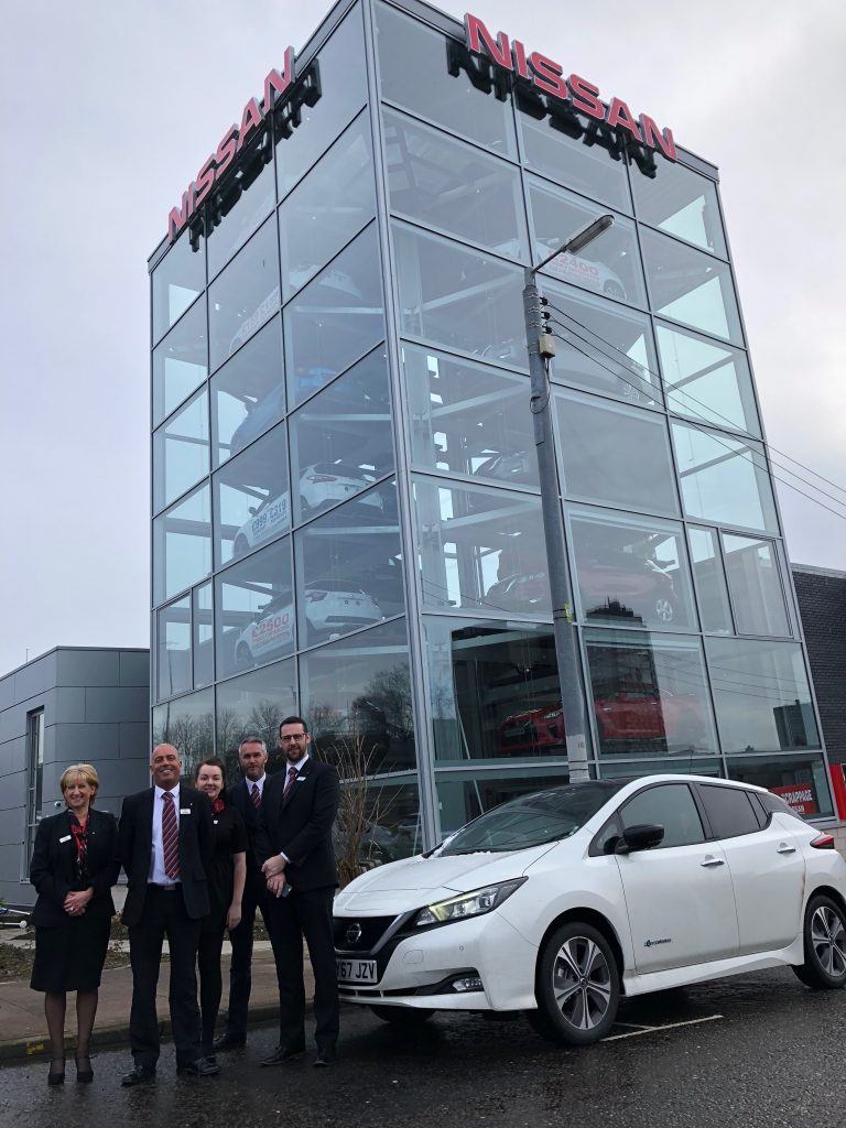 Thanks @MacklinMotors for welcoming us on our tour in the all-new #NissanLEAF yesterday — your dealership never fails to amaze! https://t.co/gQtaJdlTZi https://t.co/ZQT0suX5Ua
