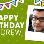 Happy birthday to our Product Development Underwriting Manager Andy Stinton