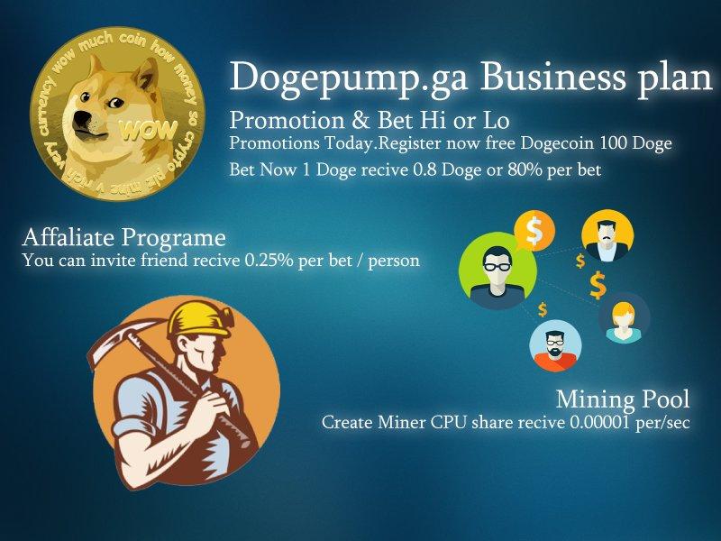 Doge Pump (@Richmancoins) | Twitter