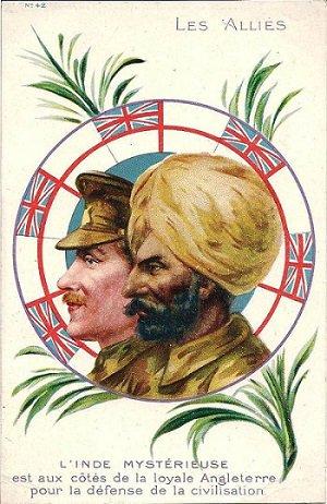 World War 1 :: French Poster  -   'Myste...