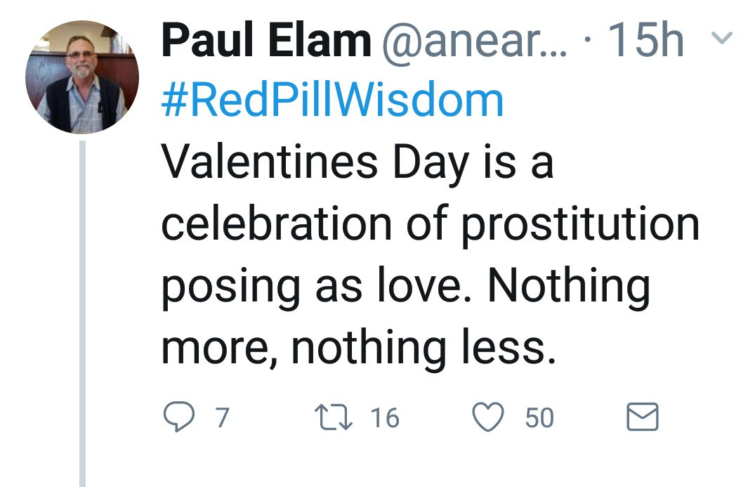 Naturally the MRAs are mad about #Valent...